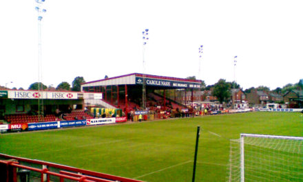 The Ongoing Travails of Altrincham FC